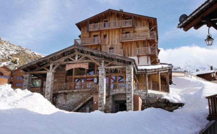 Hermine Residence in Val Thorens , France image 1