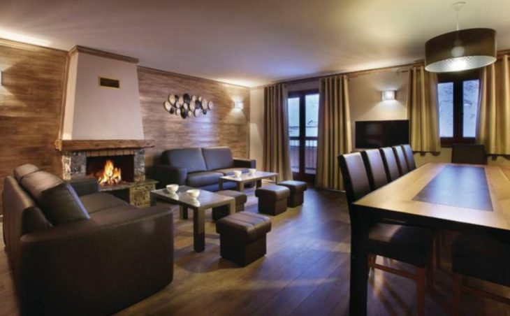 Hermine Residence in Val Thorens , France image 19