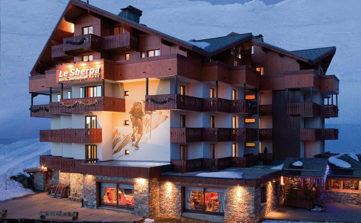 Hotel Le Sherpa in Val Thorens , France image 1