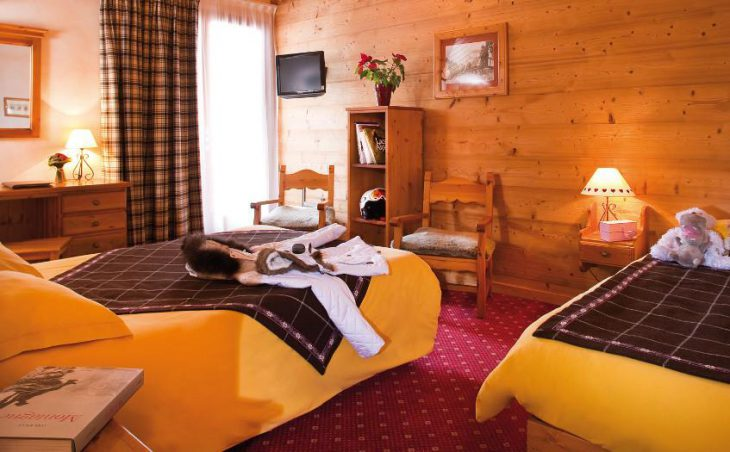 Hotel Le Sherpa in Val Thorens , France image 4