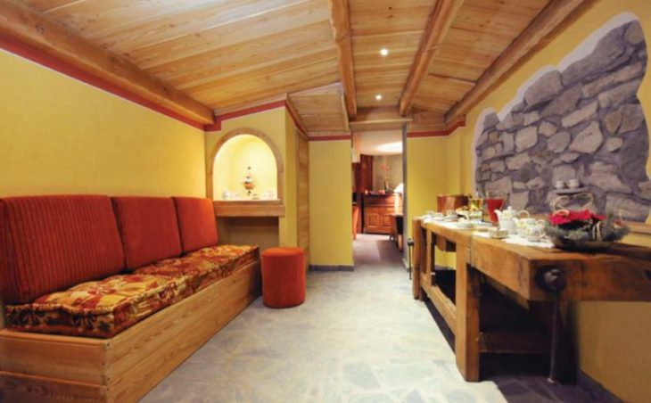 Hotel Bucaneve in Cervinia , Italy image 8