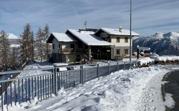 Hotel Chacaril in Pila , Italy image 7