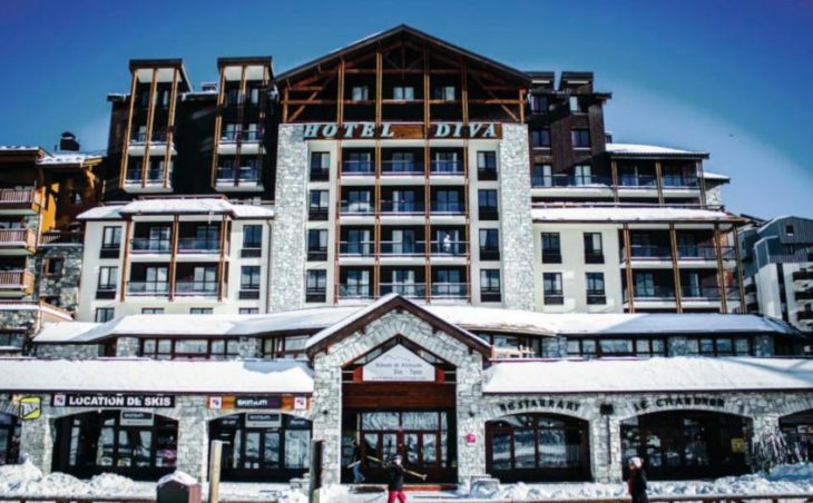 Hotel Diva in Tignes , France image 1