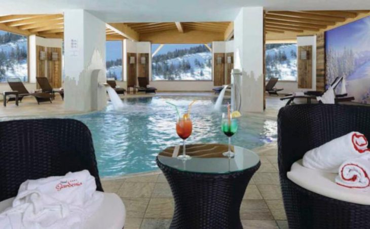 Hotel Gardenia, Passo Tonale, Swimming Pool