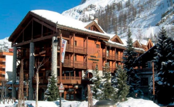Hotel Kandahar in Val dIsere , France image 1