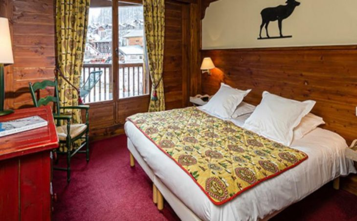Hotel Kandahar in Val dIsere , France image 10