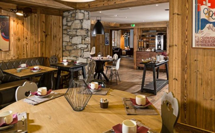 Hotel Kandahar in Val dIsere , France image 5