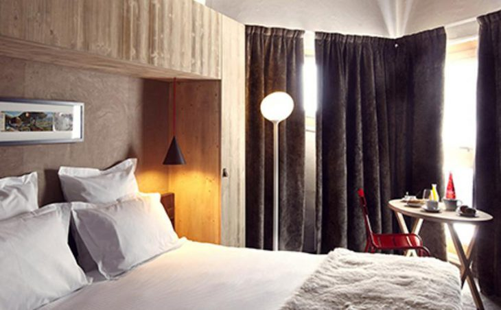 Hotel Le Val Thorens, Val Thorens, Double Bedroom