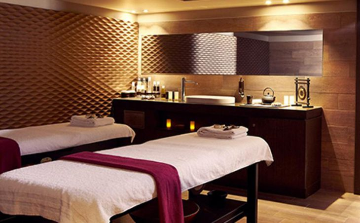 Hotel Le Val Thorens, Val Thorens, Spa