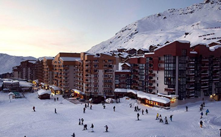 Hotel Le Val Thorens, Val Thorens, External