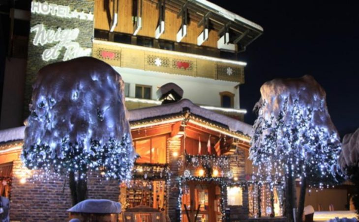 Hotel Neige et Roc in Samoens , France image 8