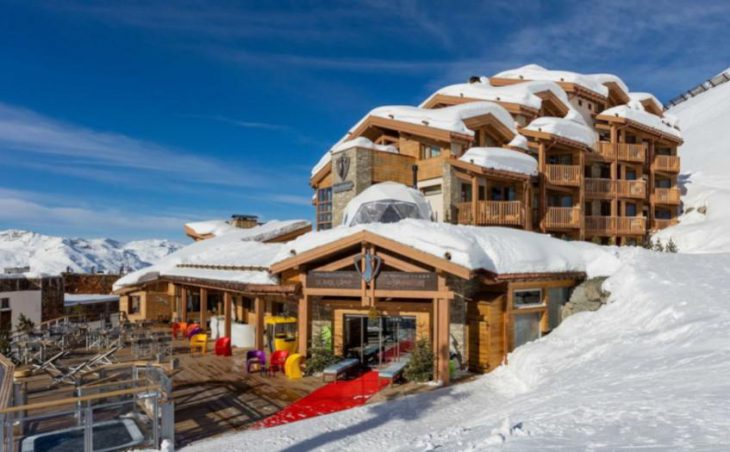 Hotel Pashmina Le Refuge in Val Thorens , France image 17