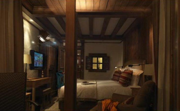 Hotel Portetta (double valley room) in Courchevel , France image 13