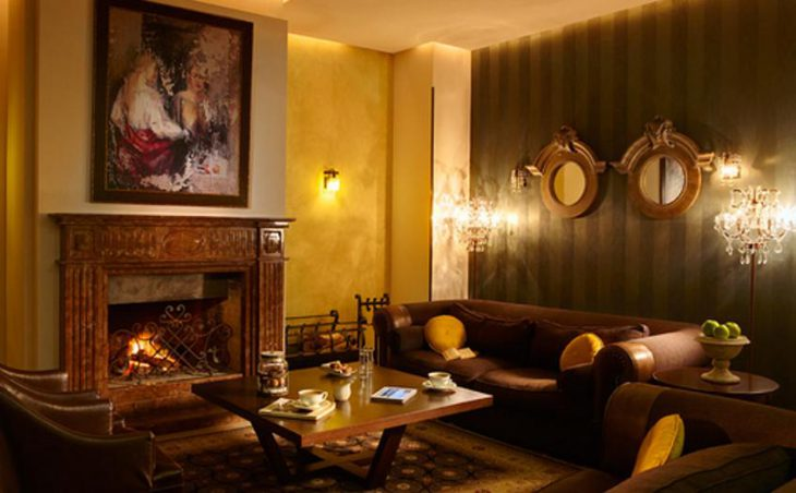 Hotel Premier Luxury Mountain Resort, Bansko, Lounge