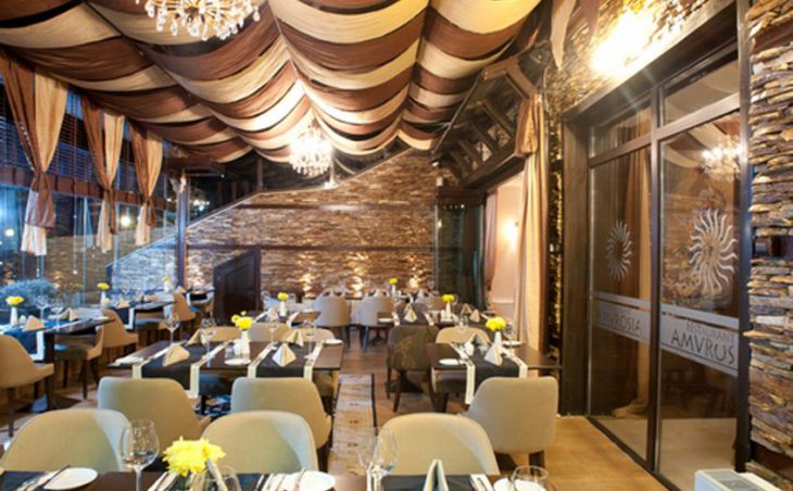 Hotel Premier Luxury Mountain Resort, Bansko, Dining Room 2