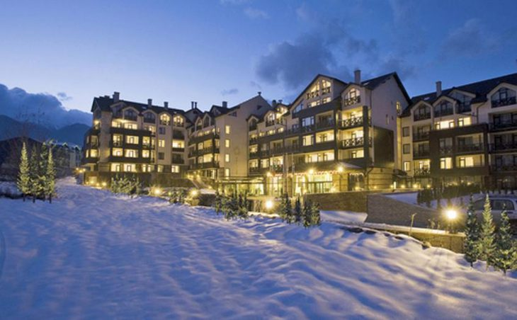 Hotel Premier Luxury Mountain Resort, Bansko, External