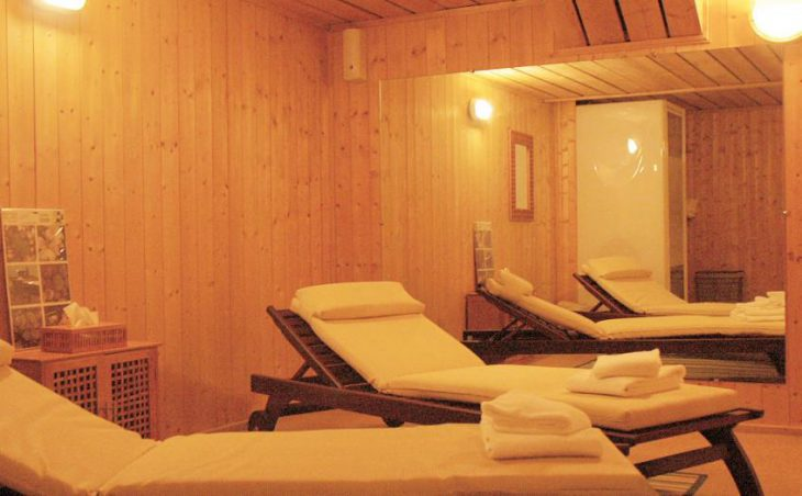 Hotel Royal Rochebrune, Megeve, Spa