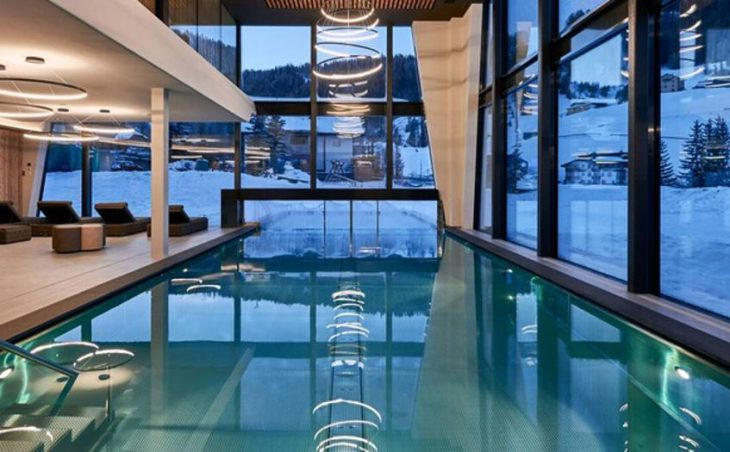 Hotel Stores, San Cassiano, Pool