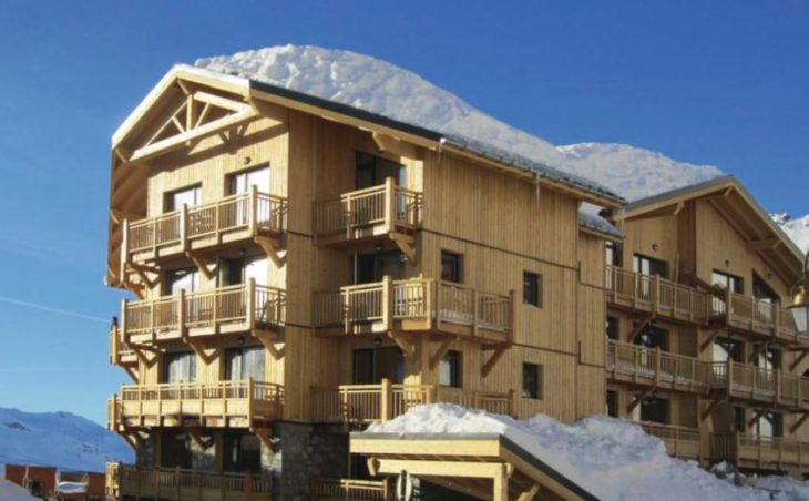 Hotel Tango, Val Thorens, Hotel External
