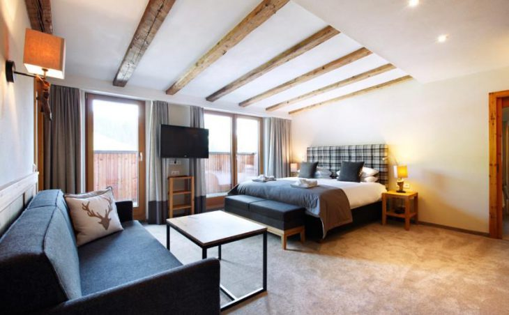 Hotel Theodul, Lech, Double Bedroom 8