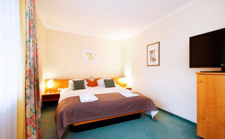 Hotel Theodul, Lech, Double Bedroom 12