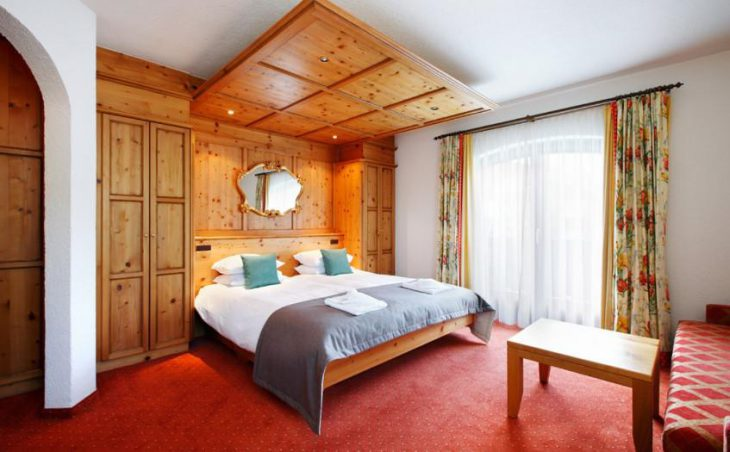 Hotel Theodul, Lech, Double Bedroom 13