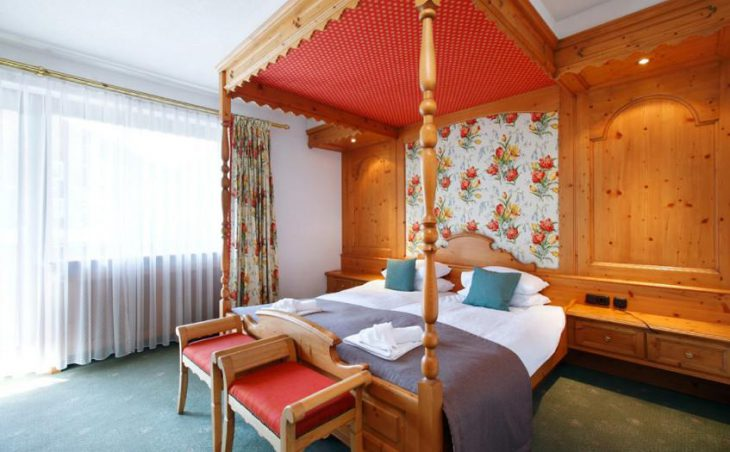 Hotel Theodul, Lech, Double Bedroom 4