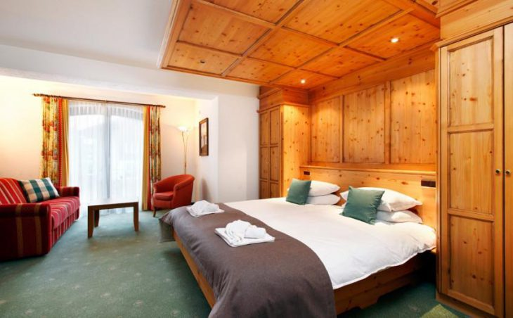 Hotel Theodul, Lech, Double Bedroom 5