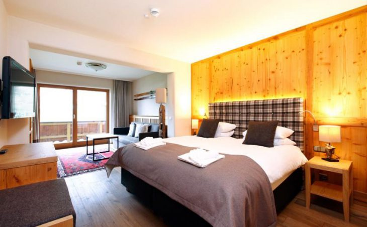Hotel Theodul, Lech, Double Bedroom 6