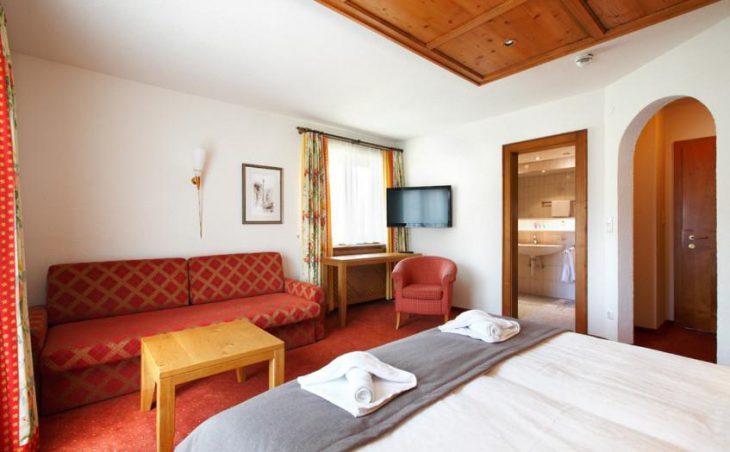 Hotel Theodul, Lech, Double Bedroom 7