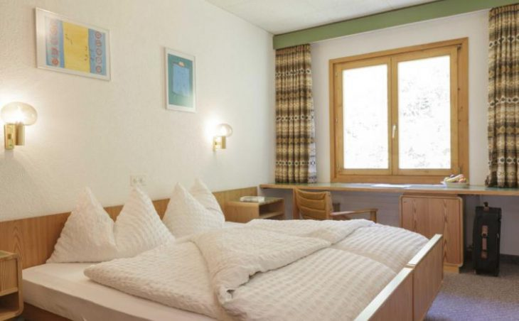 Hotel Valaisia, Crans Montana, Double Bedroom 2