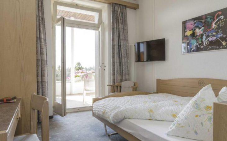 Hotel Valaisia, Crans Montana, Double Bedroom 3