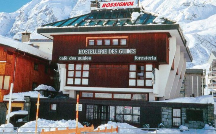 Hotel Des Guides, Cervinia, External