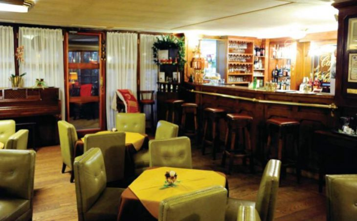 Hotel Des Guides, Cervinia, Bar