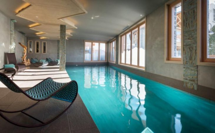 Hotel Le Taos, Tignes, Swimming Pool