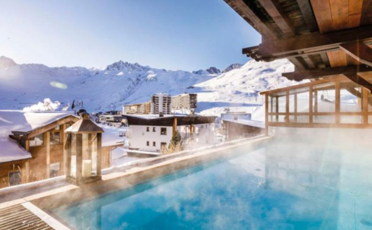 Hotel Les Campanules, Tignes, Swimming Pool
