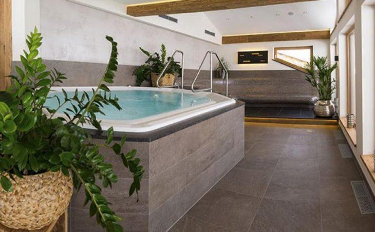 Hotel Jenewein, Obergurgl, Hot Tub