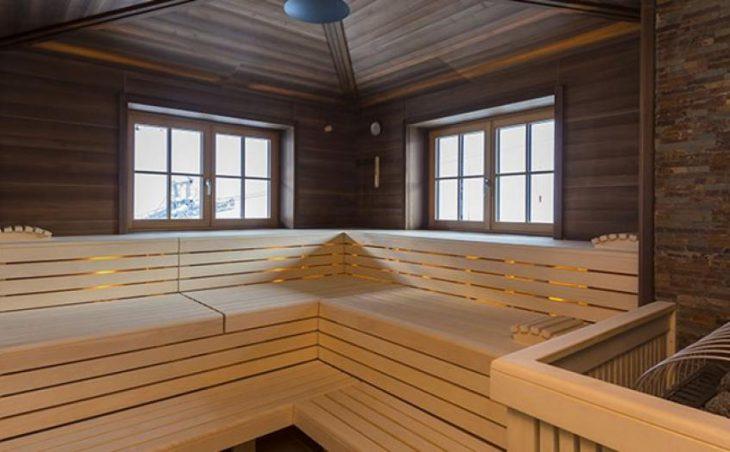 Hotel Jenewein, Obergurgl, Sauna