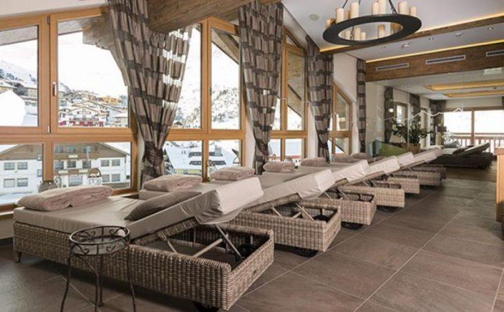 Hotel Jenewein, Obergurgl, Loungers