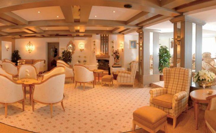 Hotel Jenewein, Obergurgl, Lounge Area