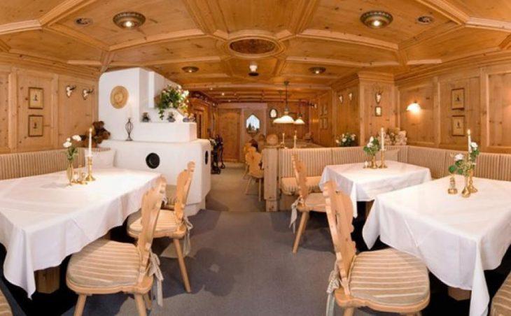 Hotel Jenewein, Obergurgl, Dining Area