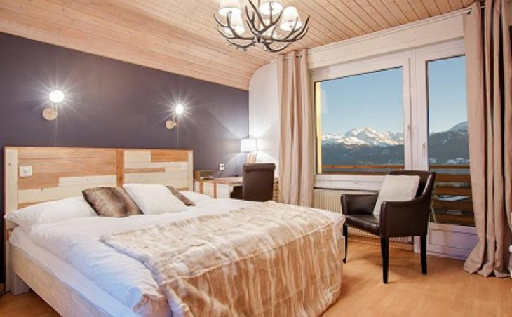 Hotel Le Mont Paisible in Crans Montana , Switzerland image 2