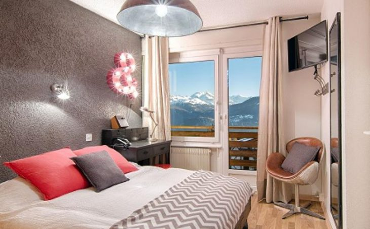 Hotel Le Mont Paisible in Crans Montana , Switzerland image 3