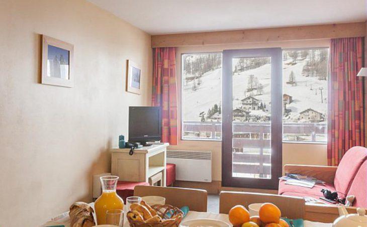 Residence Les Balcons de Bellevarde, Val dIsere, Lounge 3