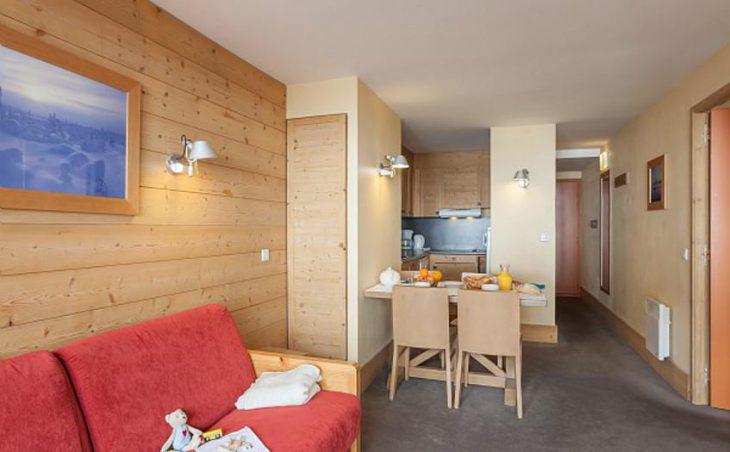 Residence Les Balcons de Bellevarde, Val dIsere, Lounge 4
