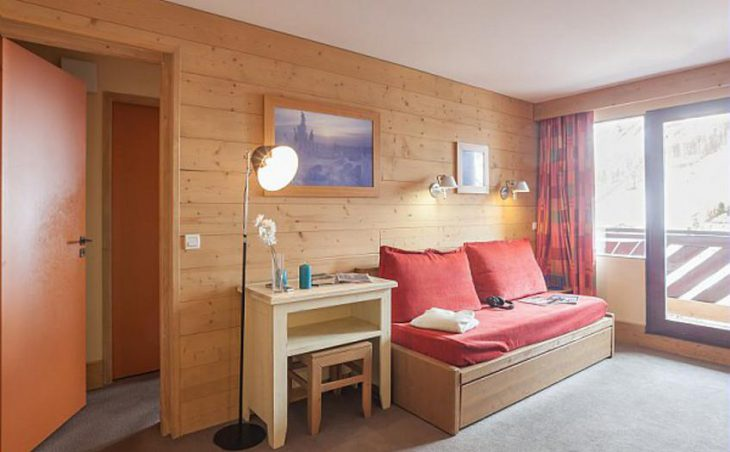 Residence Les Balcons de Bellevarde, Val dIsere, Lounge 6