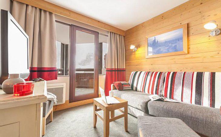 Residence Les Balcons de Bellevarde, Val dIsere, Lounge 7