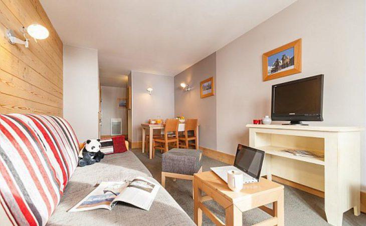 Residence Les Balcons de Bellevarde, Val dIsere, Lounge 8