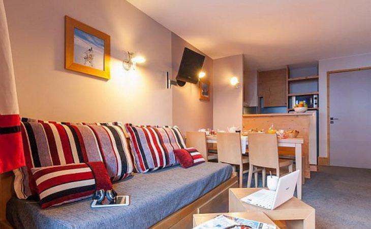 Residence Les Balcons de Bellevarde, Val dIsere, Lounge 10