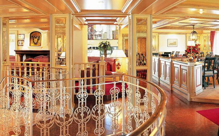 Grand Hotel in Zell am See , Austria image 6
